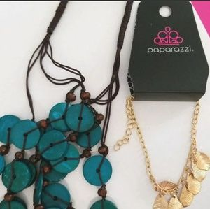 Fashion jewelry NWT necklace set and bracelet